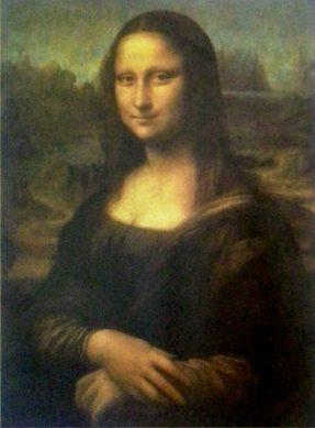leonardo da vincis mona lisa - Bildbeschreibung Kunst Beispiel